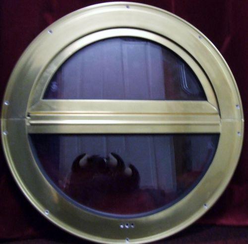 Thermal Break Drop Back Vent Porthole.....FROM