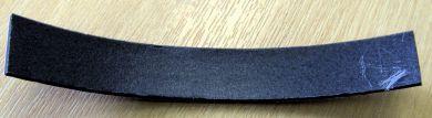 Black Sealant tape 19mm x 3mm Per Meter